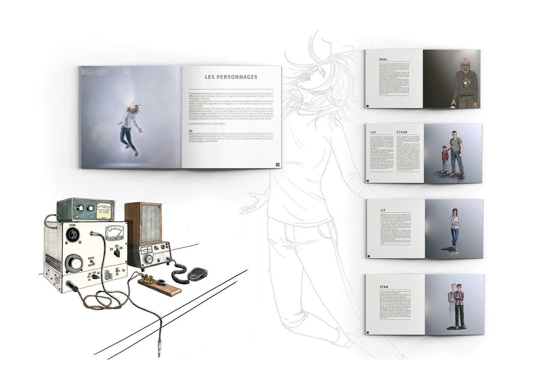 édition-illustrations-webserie-bunker